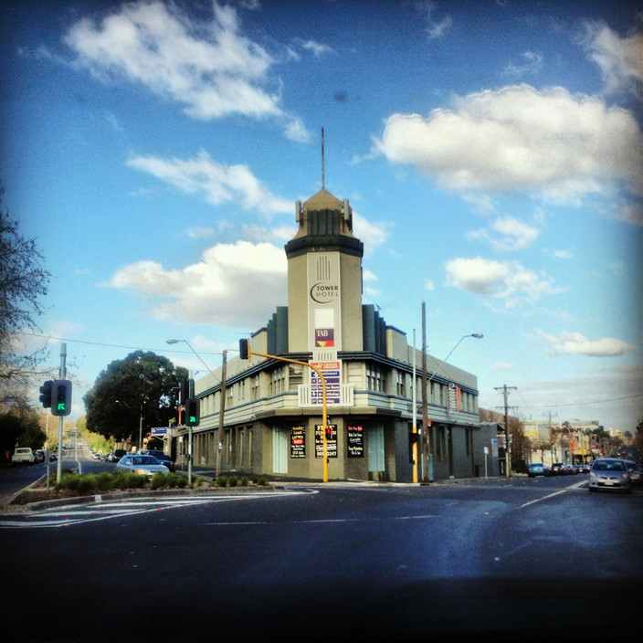 The Tower Hotel, Hawthorn